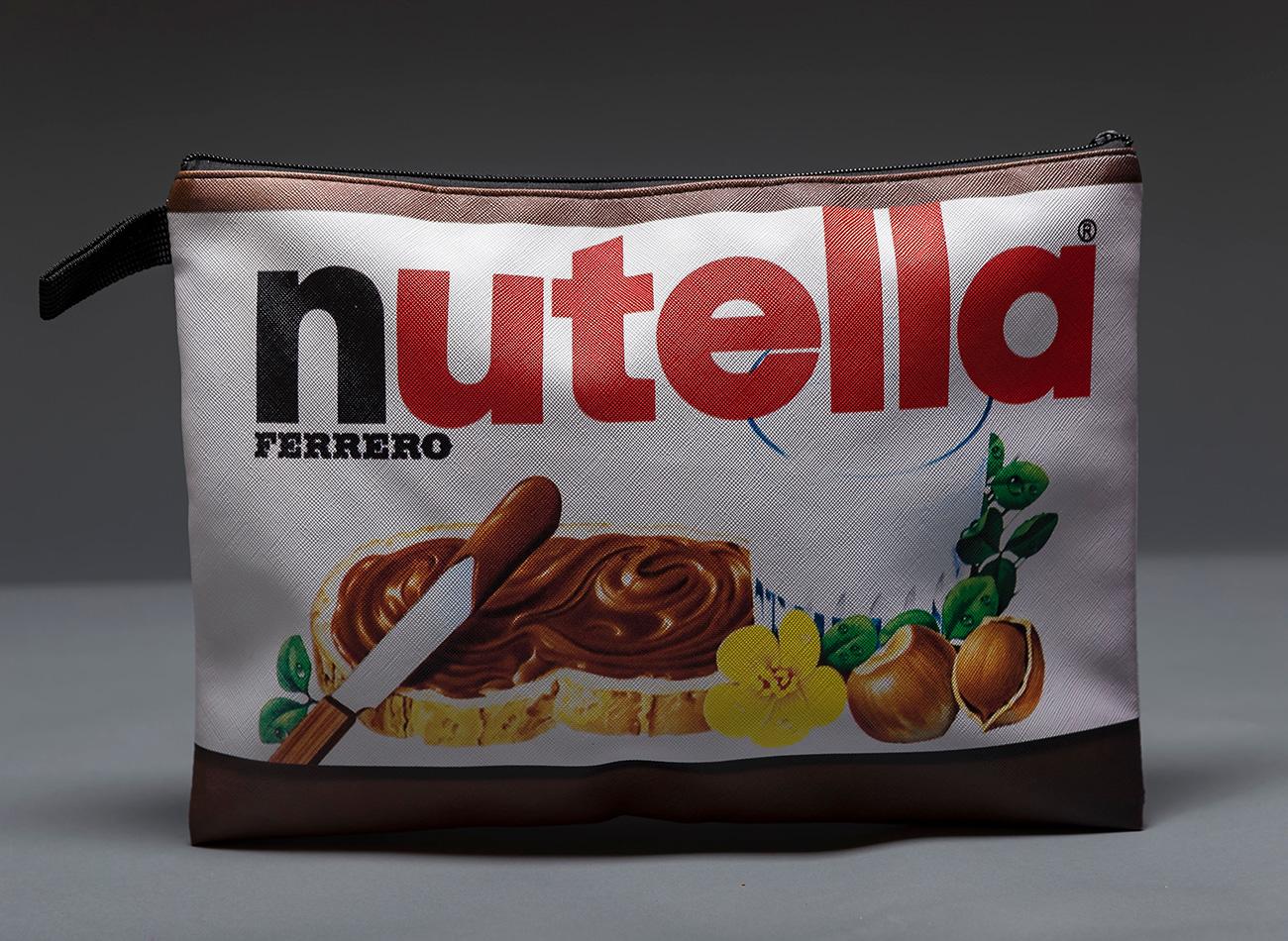 Nutella Clutch
